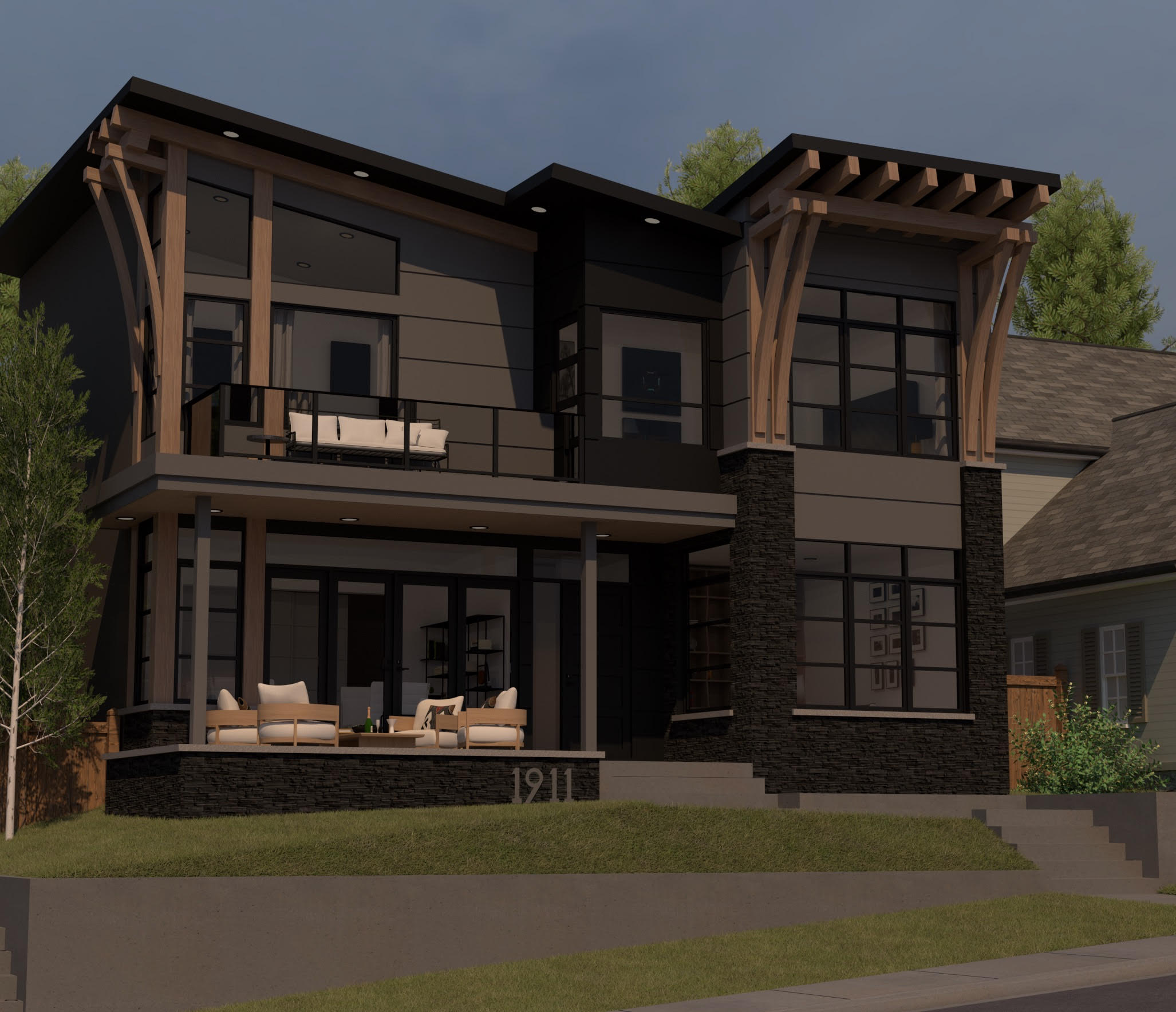 luxury pre built homes for sale